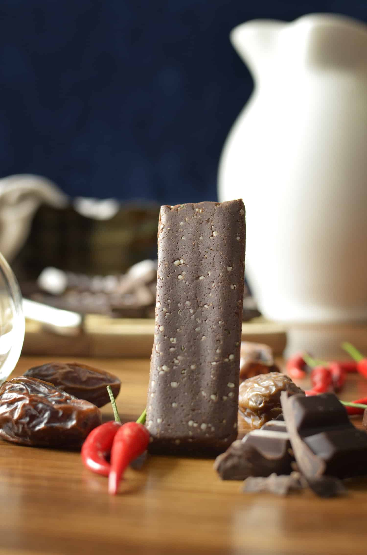 Fit Cricket Chocolate Chili Protein Bar