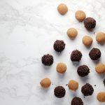 Cricket powder delicious balls